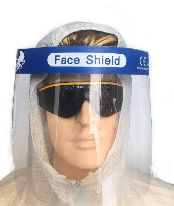face shield-Dino